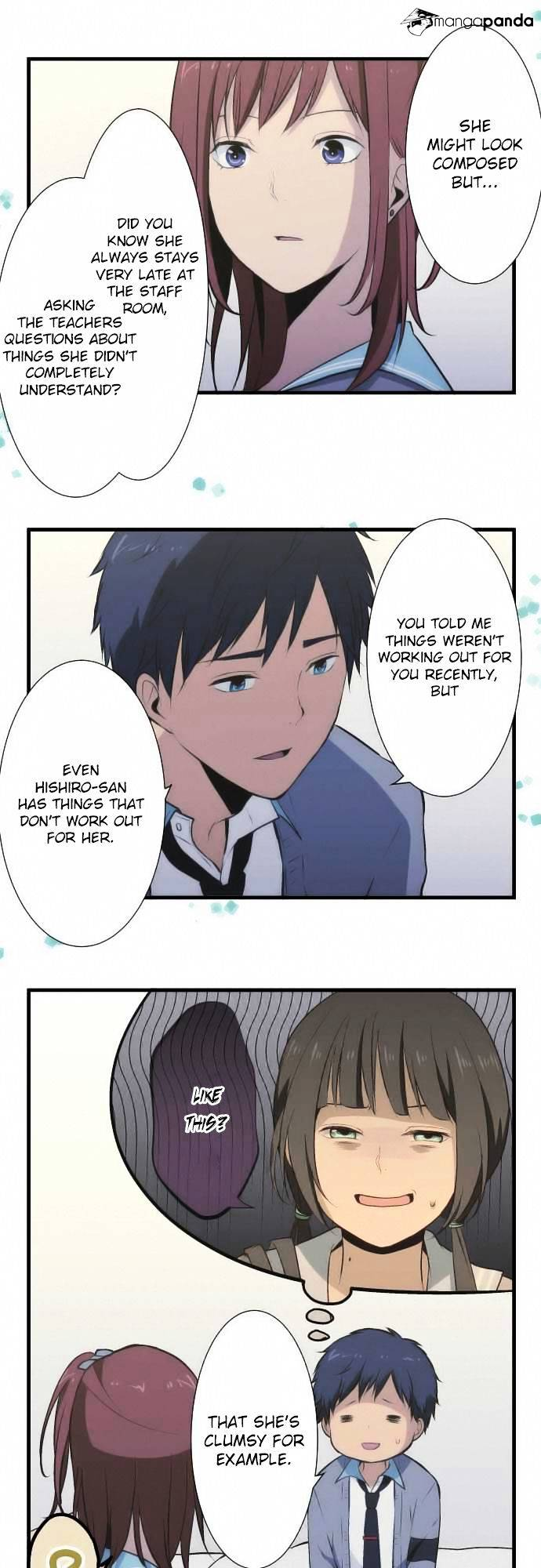 ReLIFE Chapter 40  Online Free Manga Read Image 4