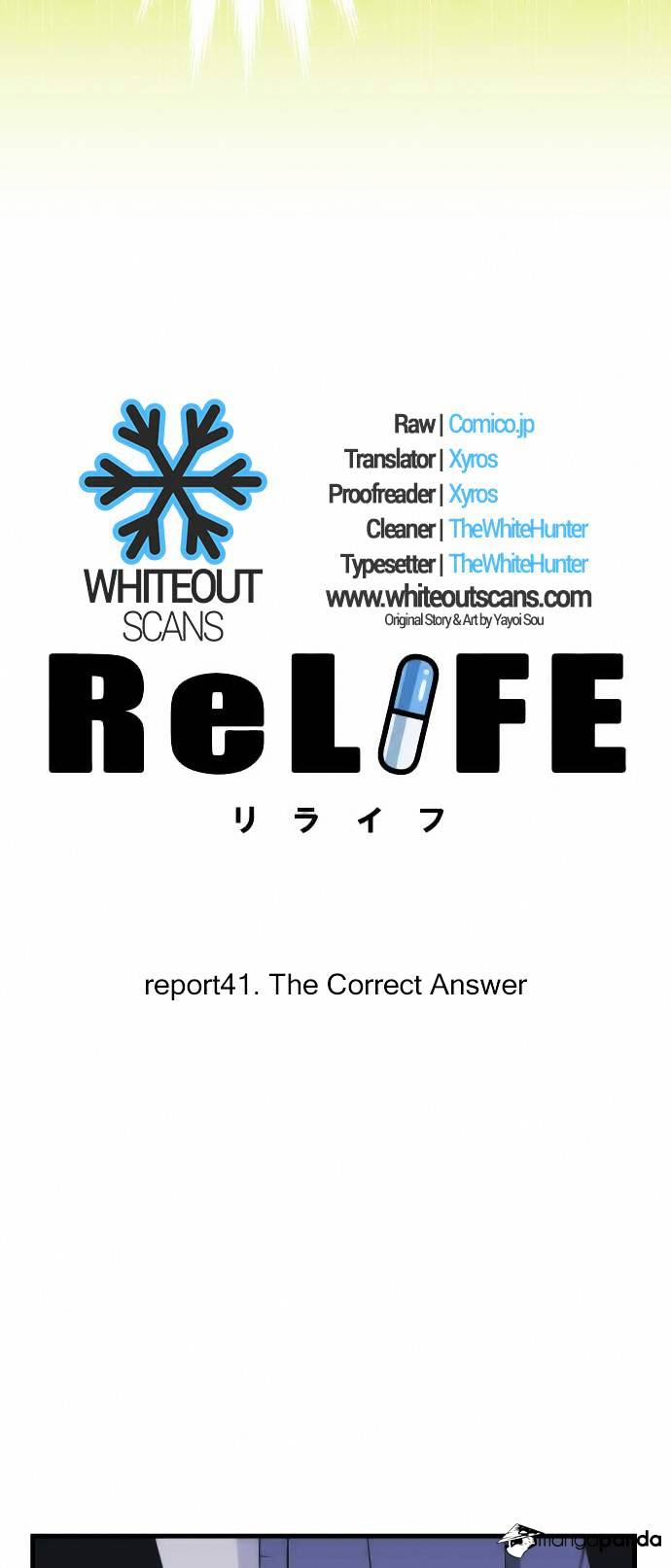 ReLIFE Chapter 41  Online Free Manga Read Image 2