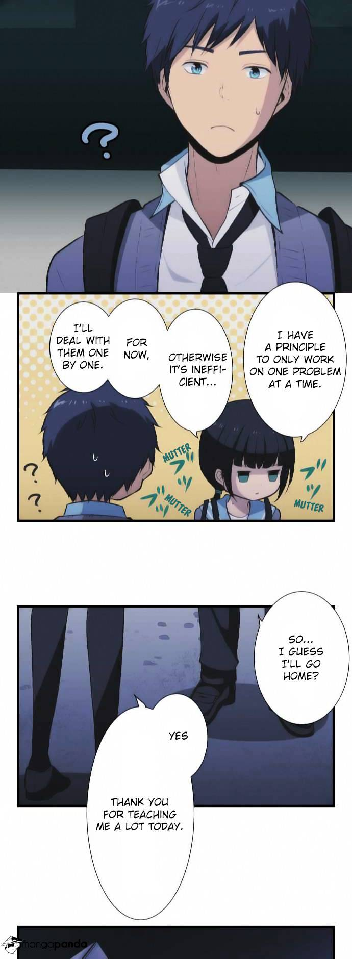 ReLIFE Chapter 41  Online Free Manga Read Image 24