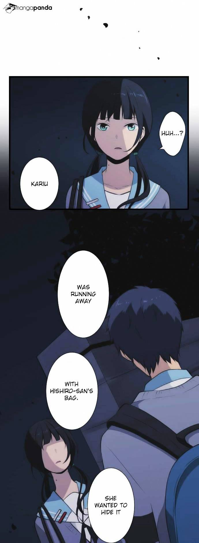 ReLIFE Chapter 41  Online Free Manga Read Image 8
