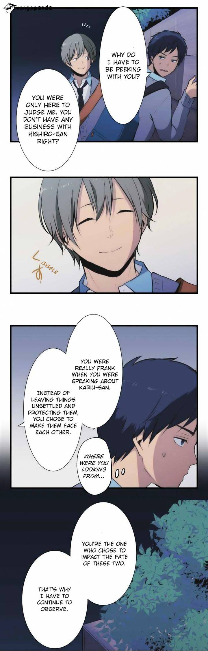 ReLIFE Chapter 42  Online Free Manga Read Image 4
