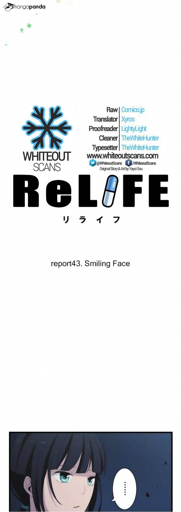 ReLIFE Chapter 43  Online Free Manga Read Image 2