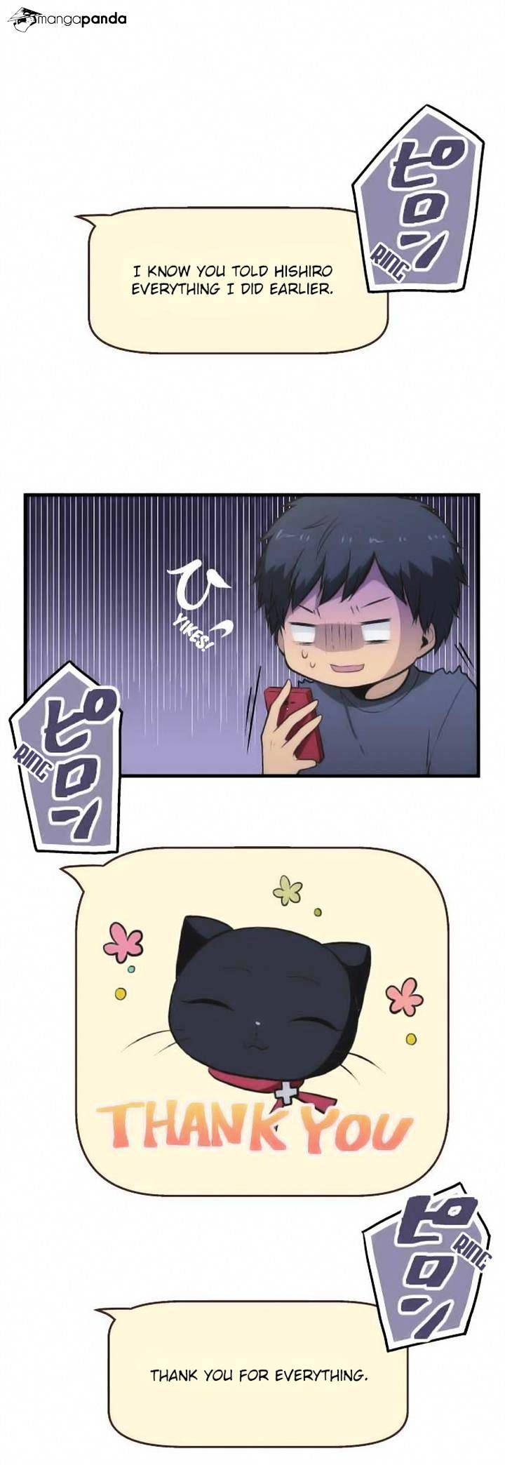 ReLIFE Chapter 44  Online Free Manga Read Image 1