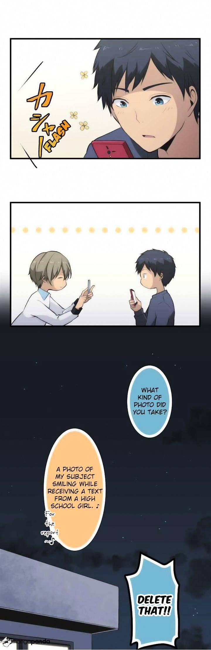 ReLIFE Chapter 44  Online Free Manga Read Image 2