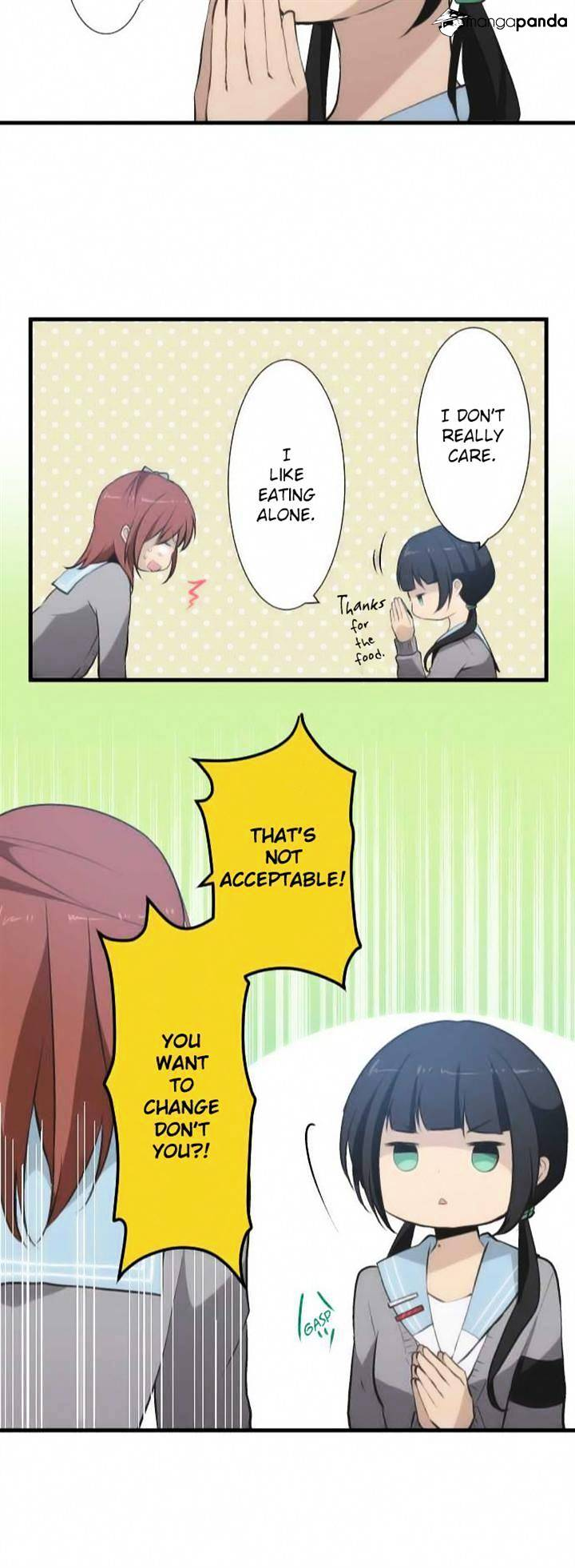 ReLIFE Chapter 44  Online Free Manga Read Image 23