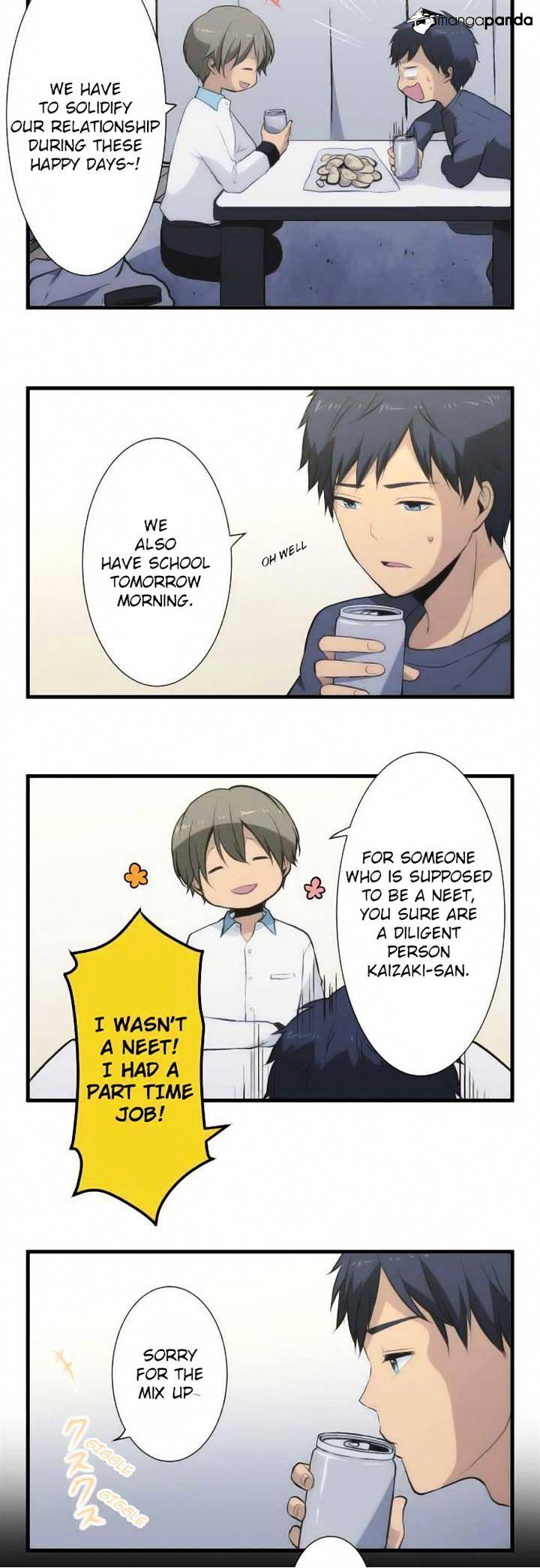 ReLIFE Chapter 44  Online Free Manga Read Image 4