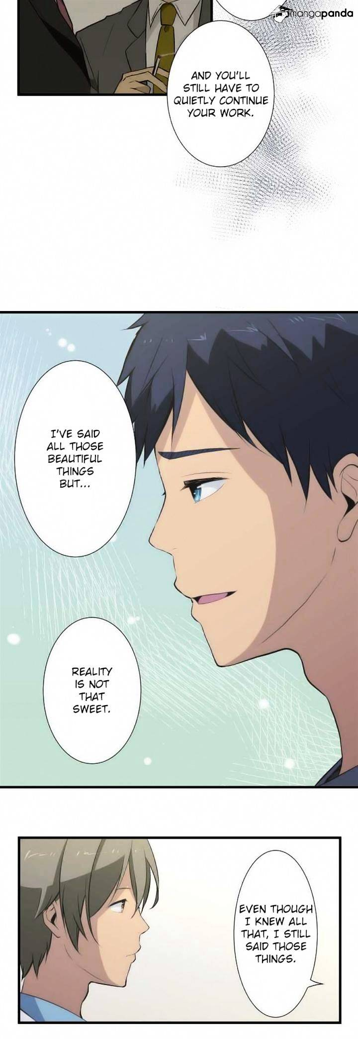 ReLIFE Chapter 44  Online Free Manga Read Image 8