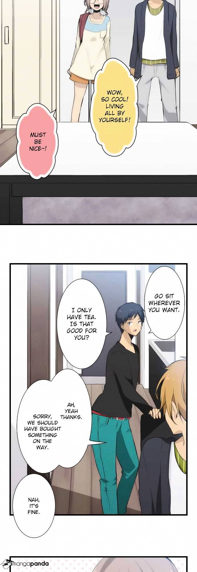 ReLIFE Chapter 46  Online Free Manga Read Image 13