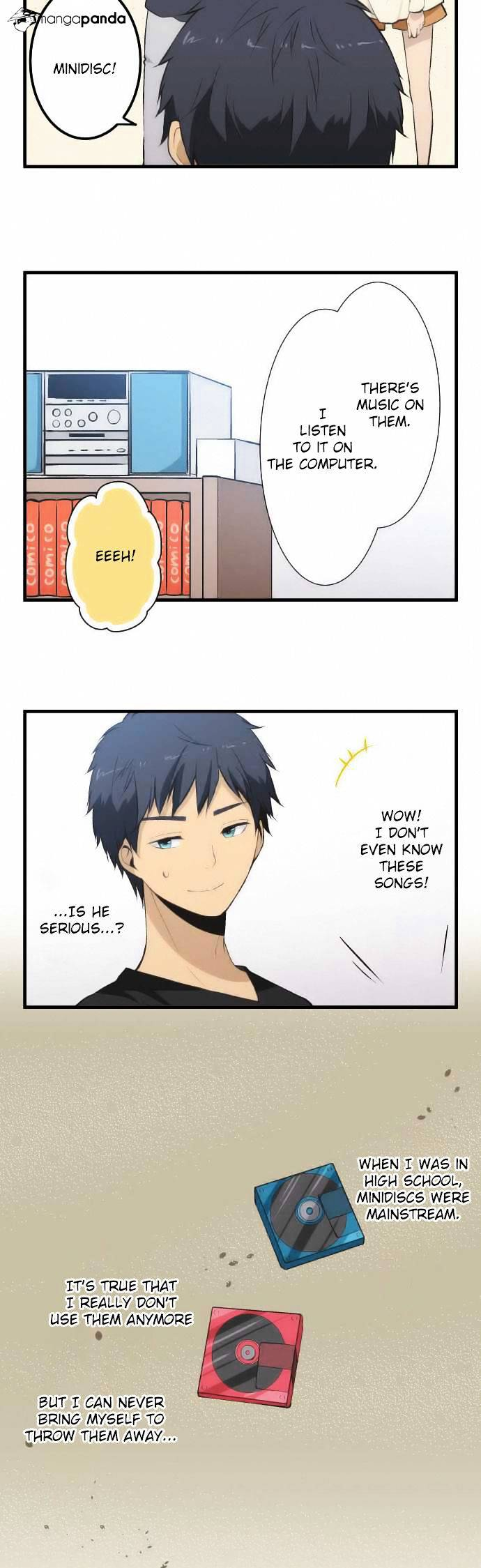 ReLIFE Chapter 46  Online Free Manga Read Image 17