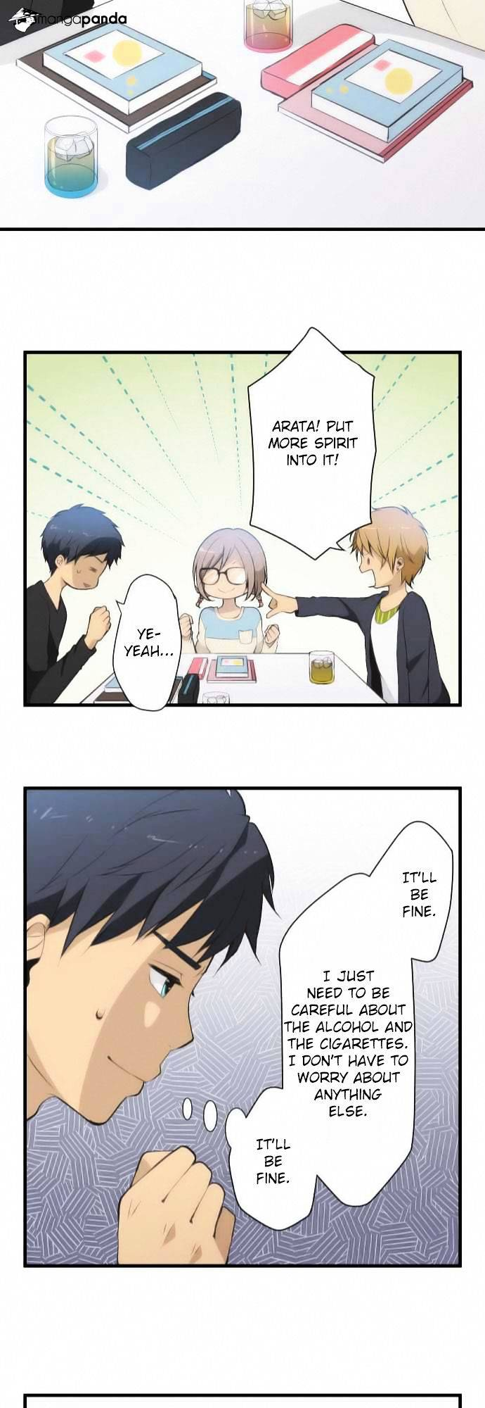 ReLIFE Chapter 46  Online Free Manga Read Image 21