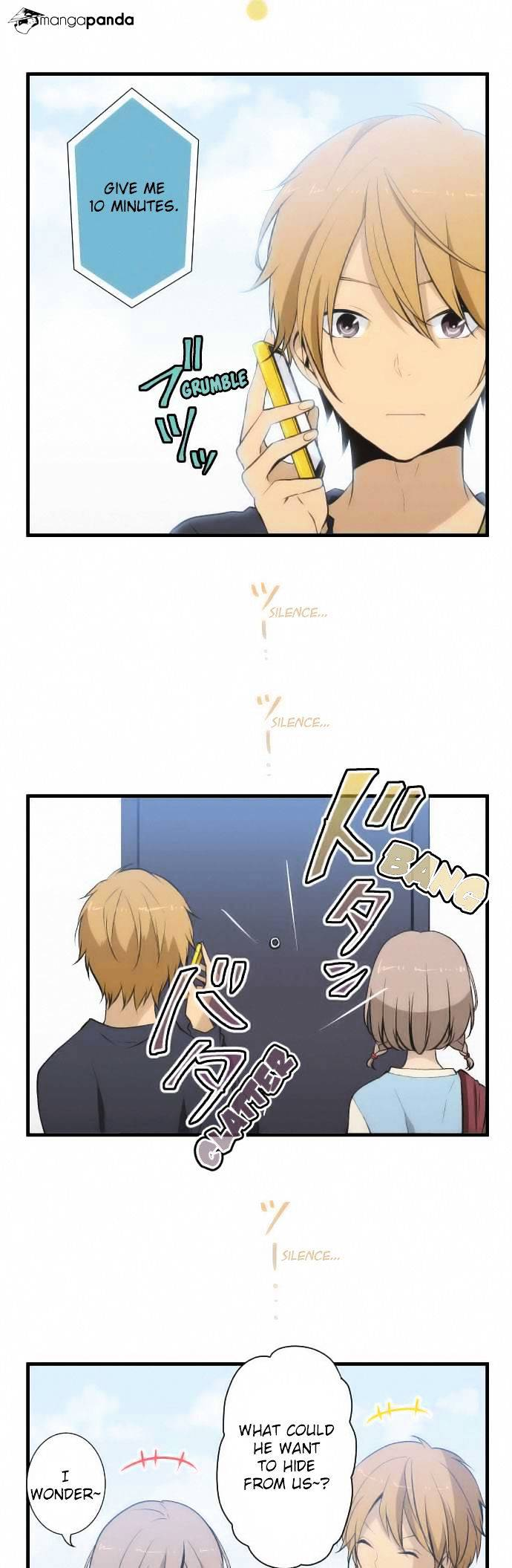 ReLIFE Chapter 46  Online Free Manga Read Image 6
