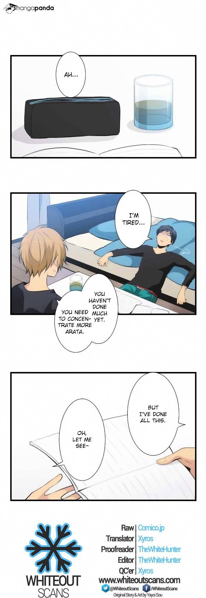 ReLIFE Chapter 47  Online Free Manga Read Image 1