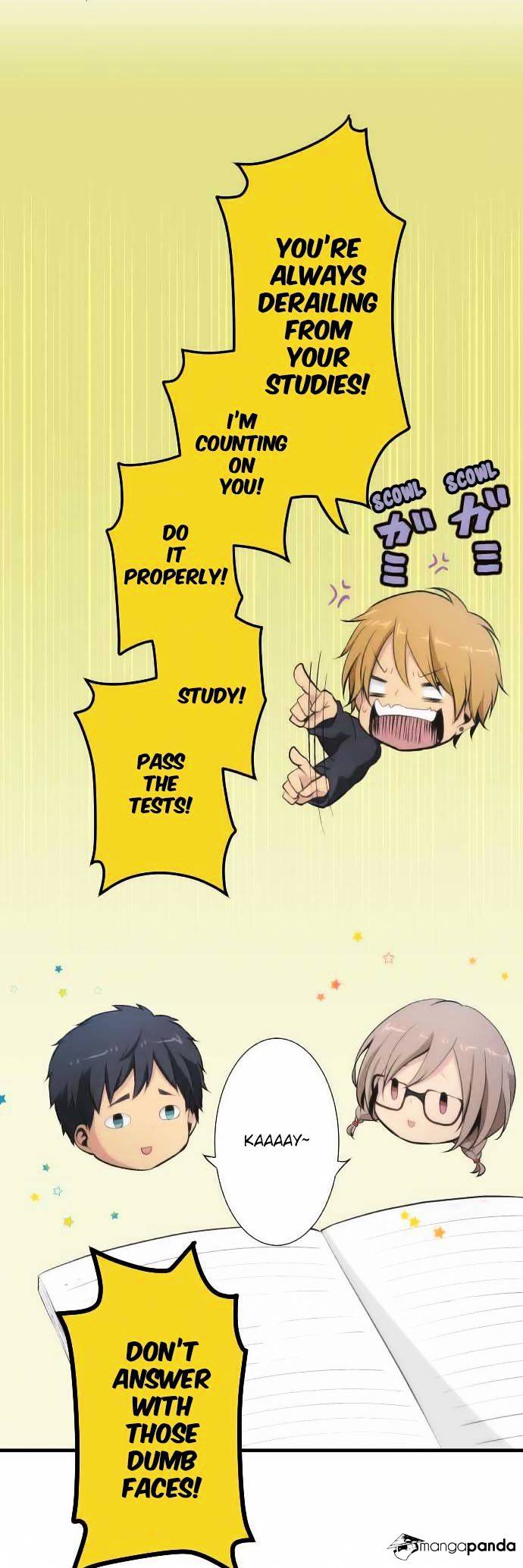 ReLIFE Chapter 47  Online Free Manga Read Image 18