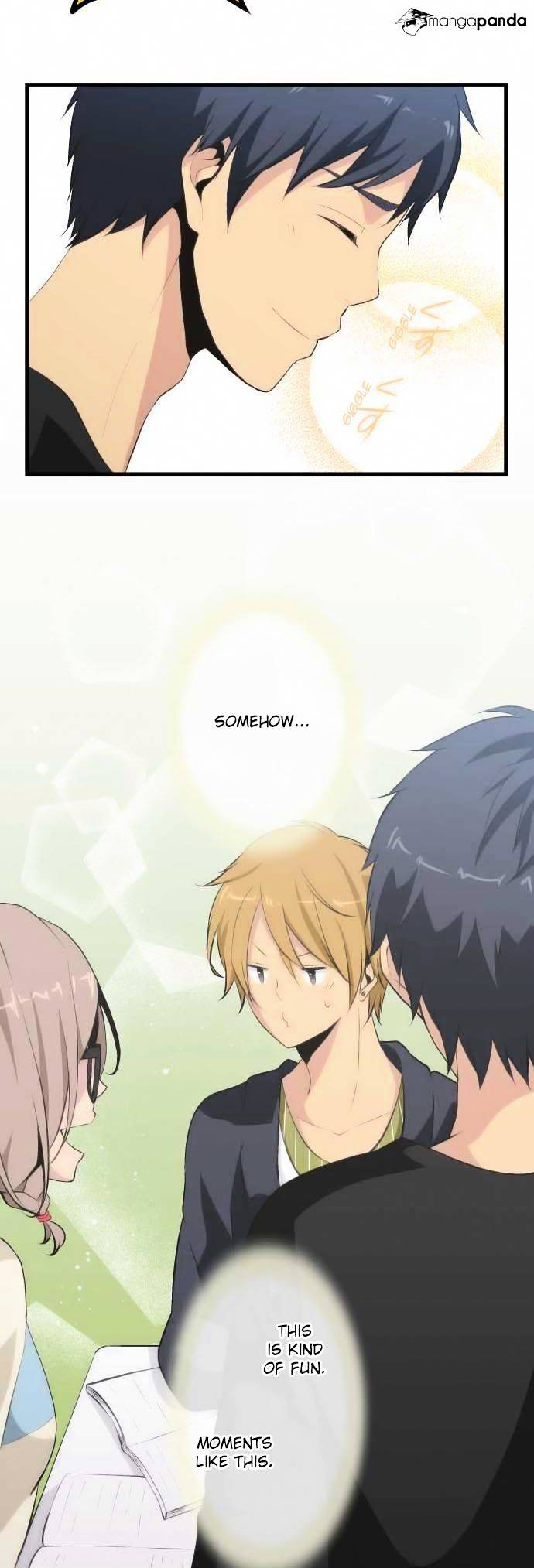 ReLIFE Chapter 47  Online Free Manga Read Image 19
