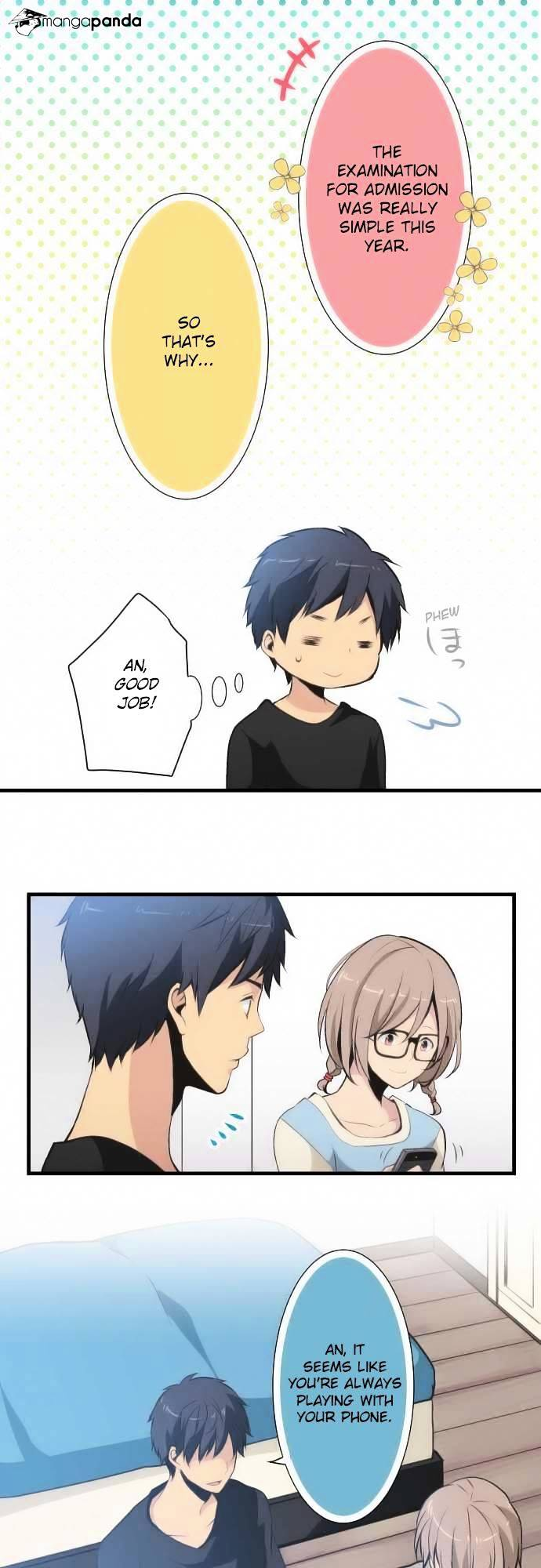 ReLIFE Chapter 47  Online Free Manga Read Image 4