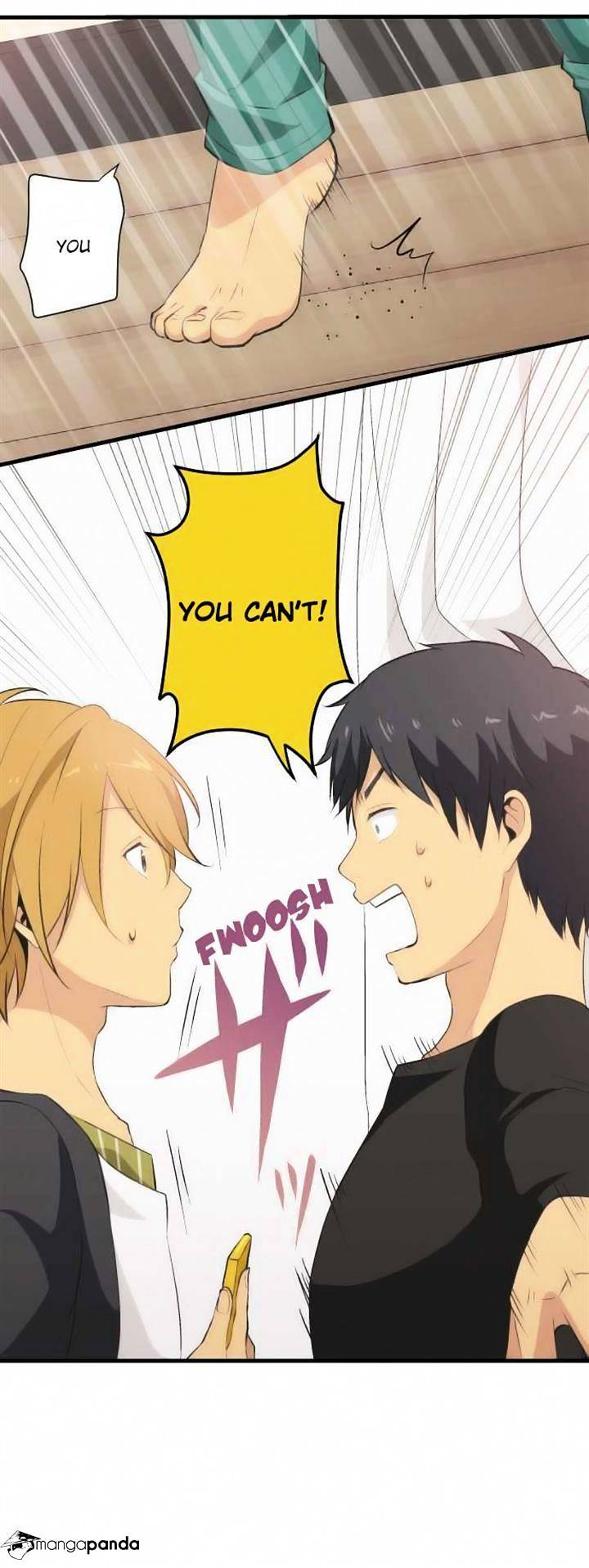 ReLIFE Chapter 48  Online Free Manga Read Image 17