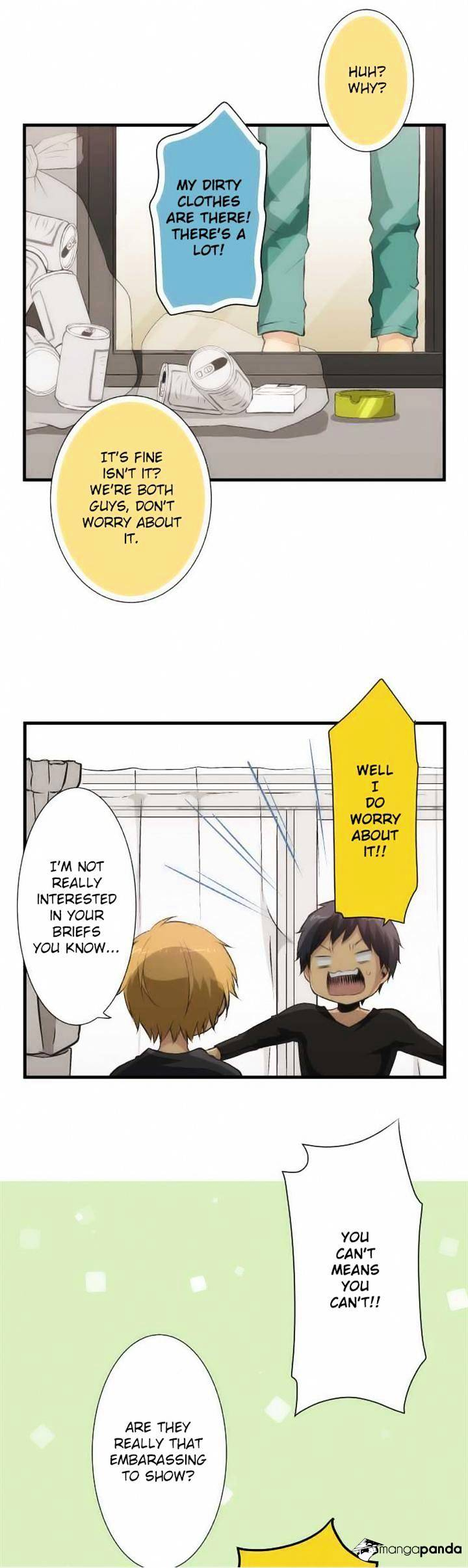 ReLIFE Chapter 48  Online Free Manga Read Image 18