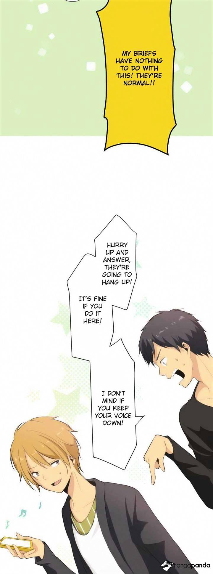 ReLIFE Chapter 48  Online Free Manga Read Image 19