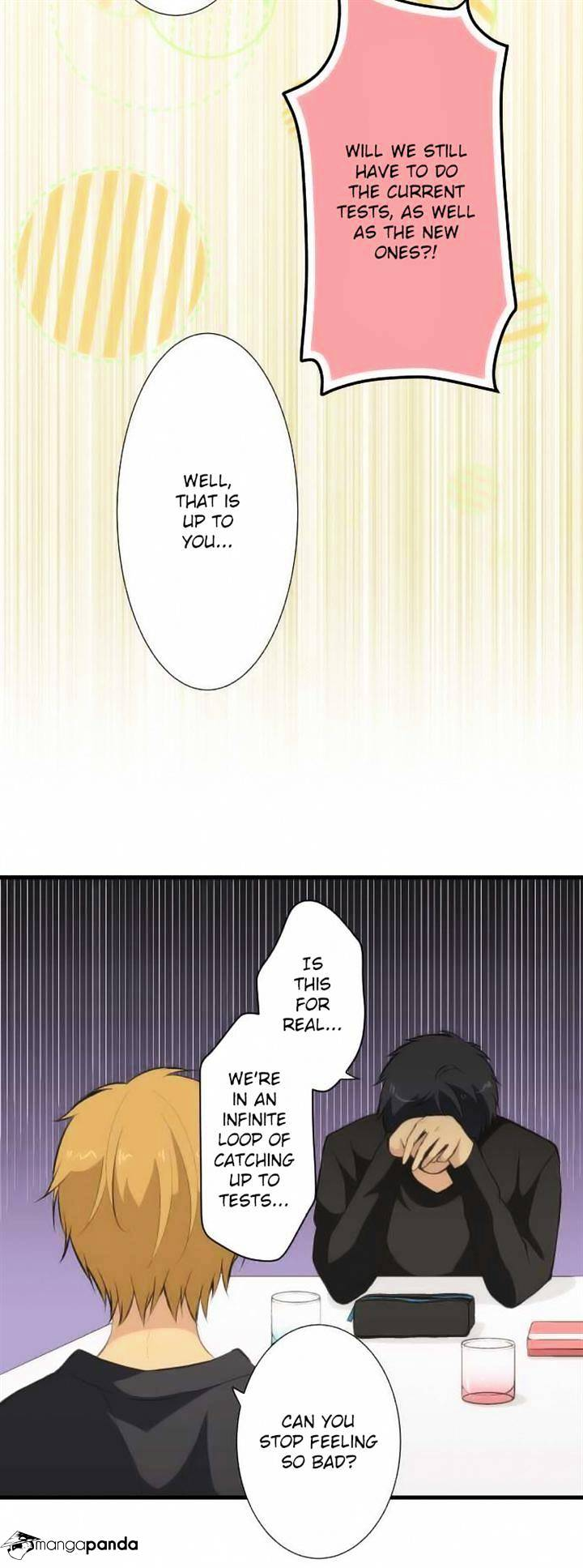 ReLIFE Chapter 48  Online Free Manga Read Image 5