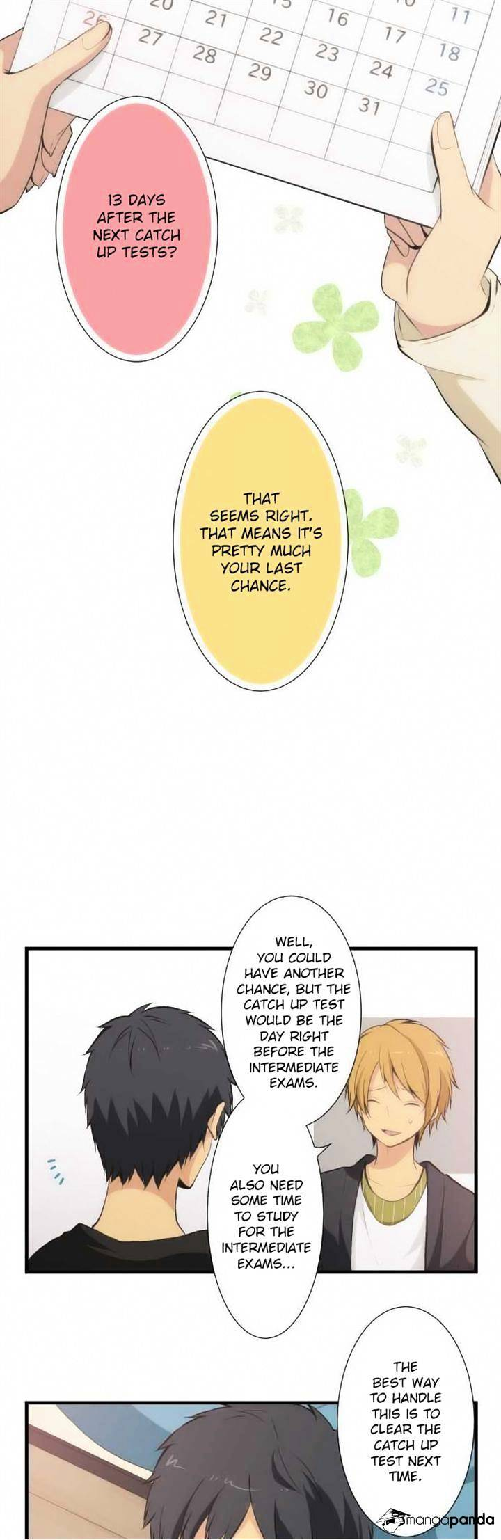 ReLIFE Chapter 48  Online Free Manga Read Image 7