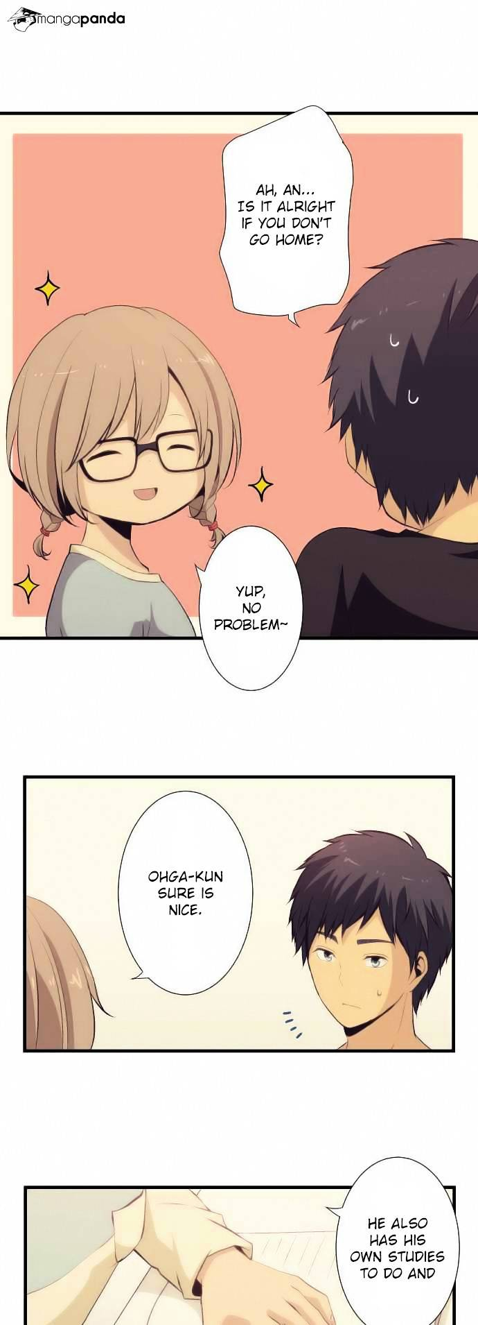 ReLIFE Chapter 49  Online Free Manga Read Image 10
