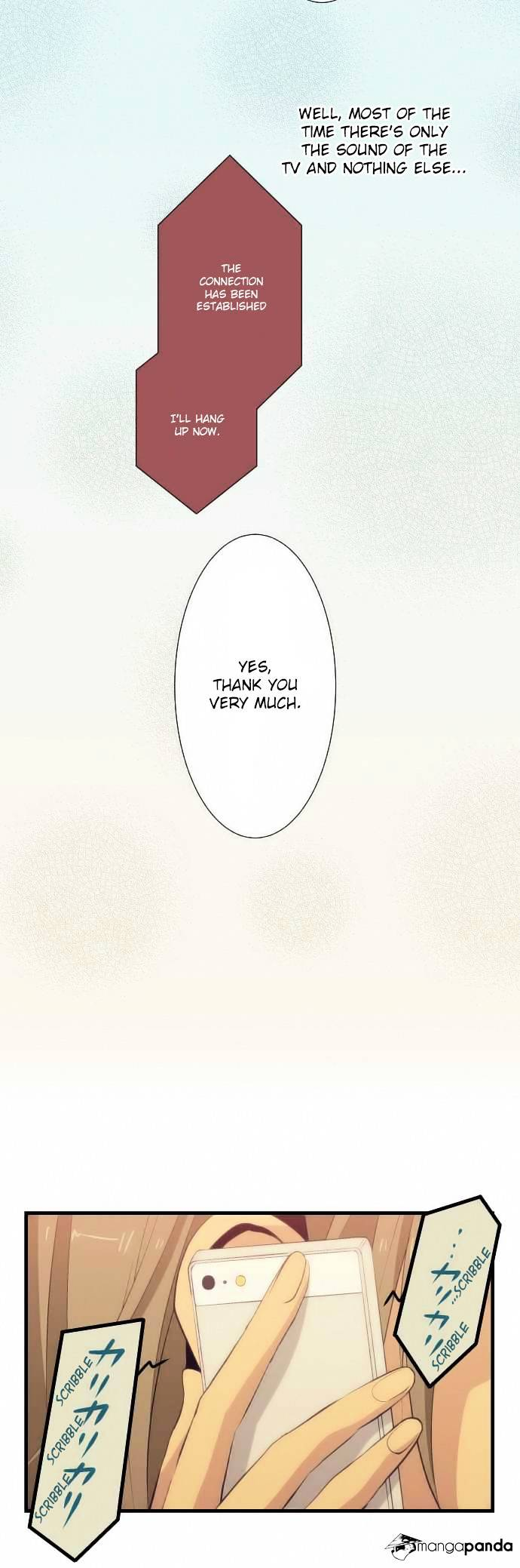 ReLIFE Chapter 49  Online Free Manga Read Image 17