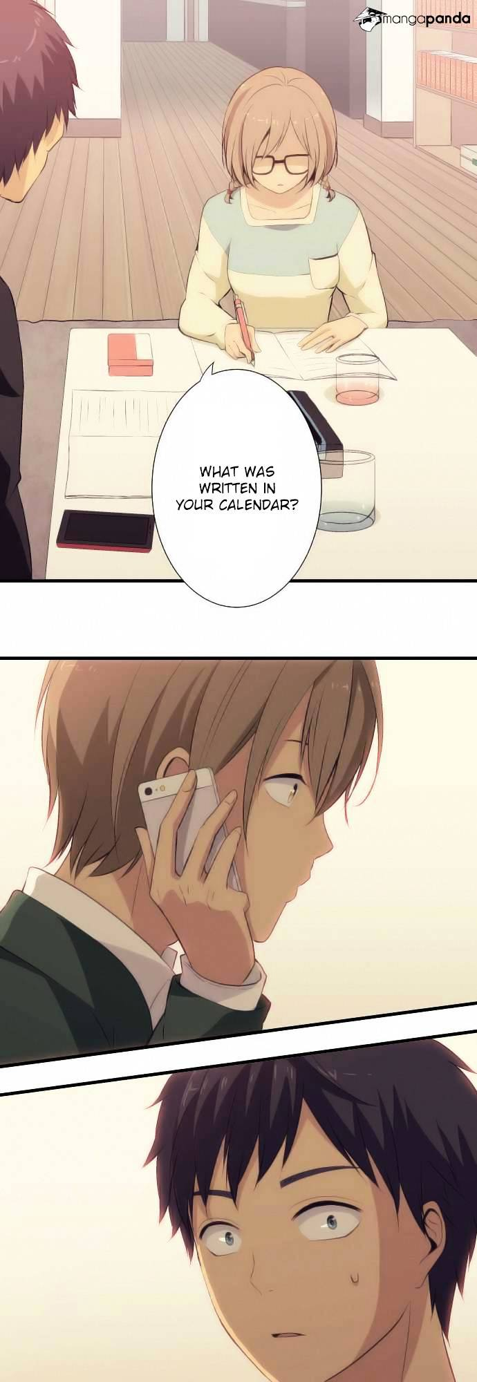 ReLIFE Chapter 49  Online Free Manga Read Image 19
