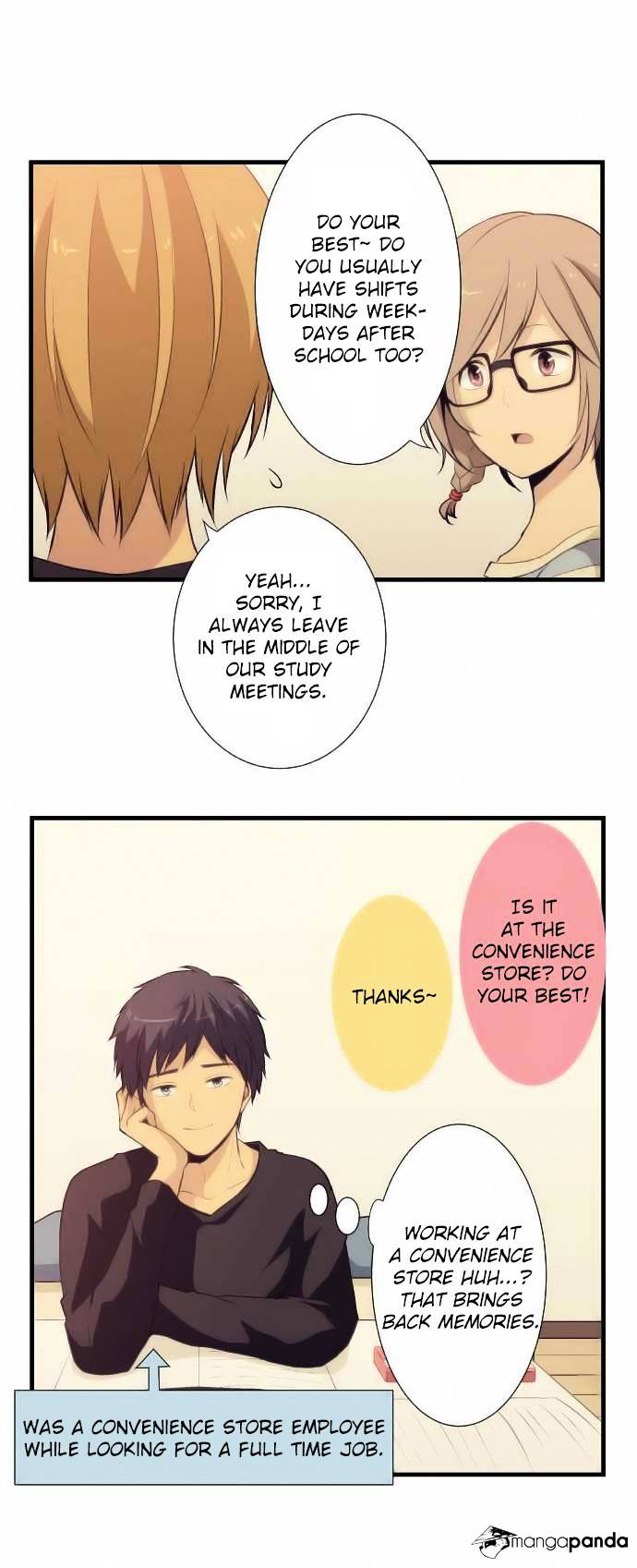 ReLIFE Chapter 49  Online Free Manga Read Image 3