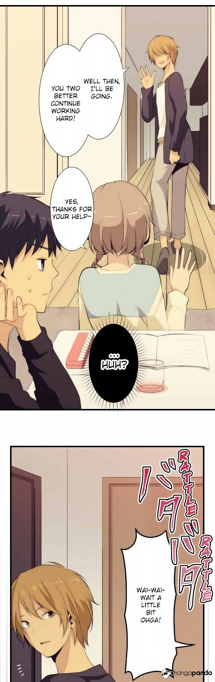 ReLIFE Chapter 49  Online Free Manga Read Image 4