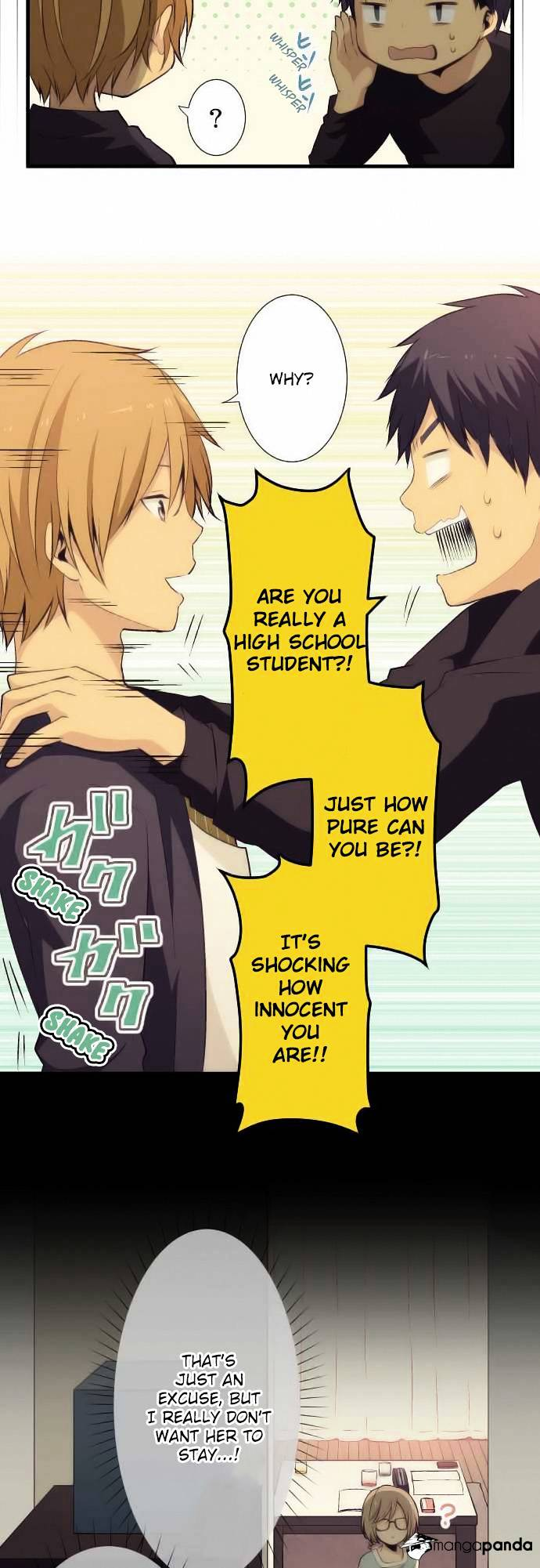 ReLIFE Chapter 49  Online Free Manga Read Image 6