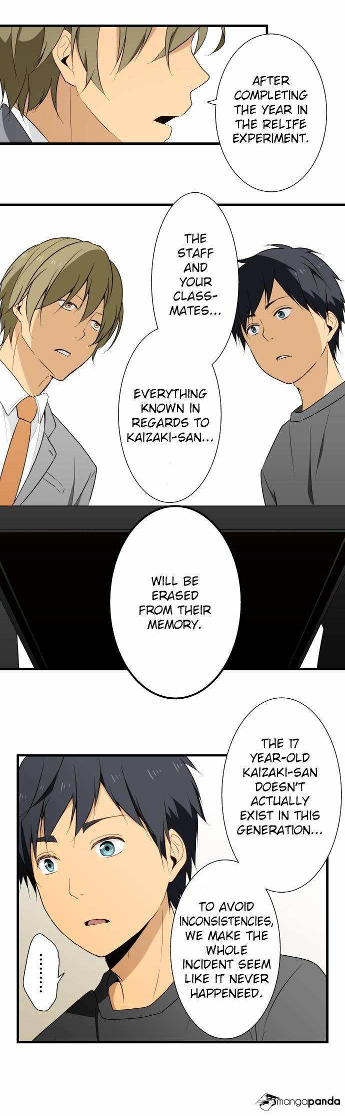 ReLIFE Chapter 5  Online Free Manga Read Image 11