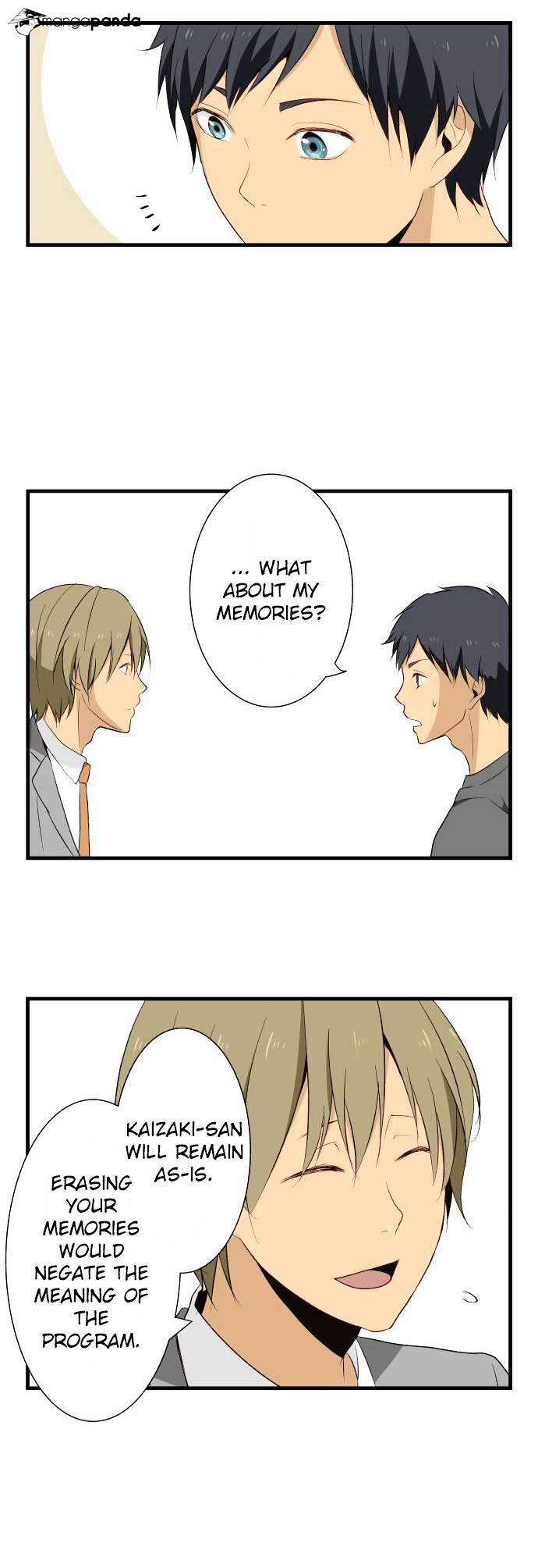 ReLIFE Chapter 5  Online Free Manga Read Image 13