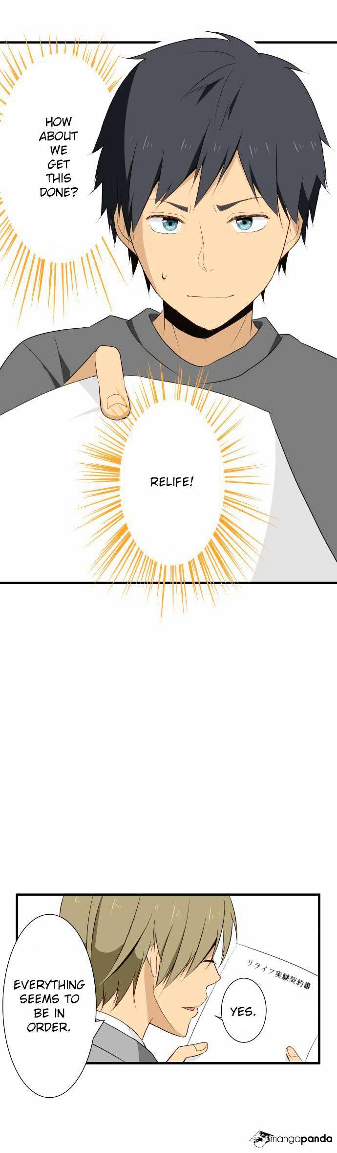 ReLIFE Chapter 5  Online Free Manga Read Image 19