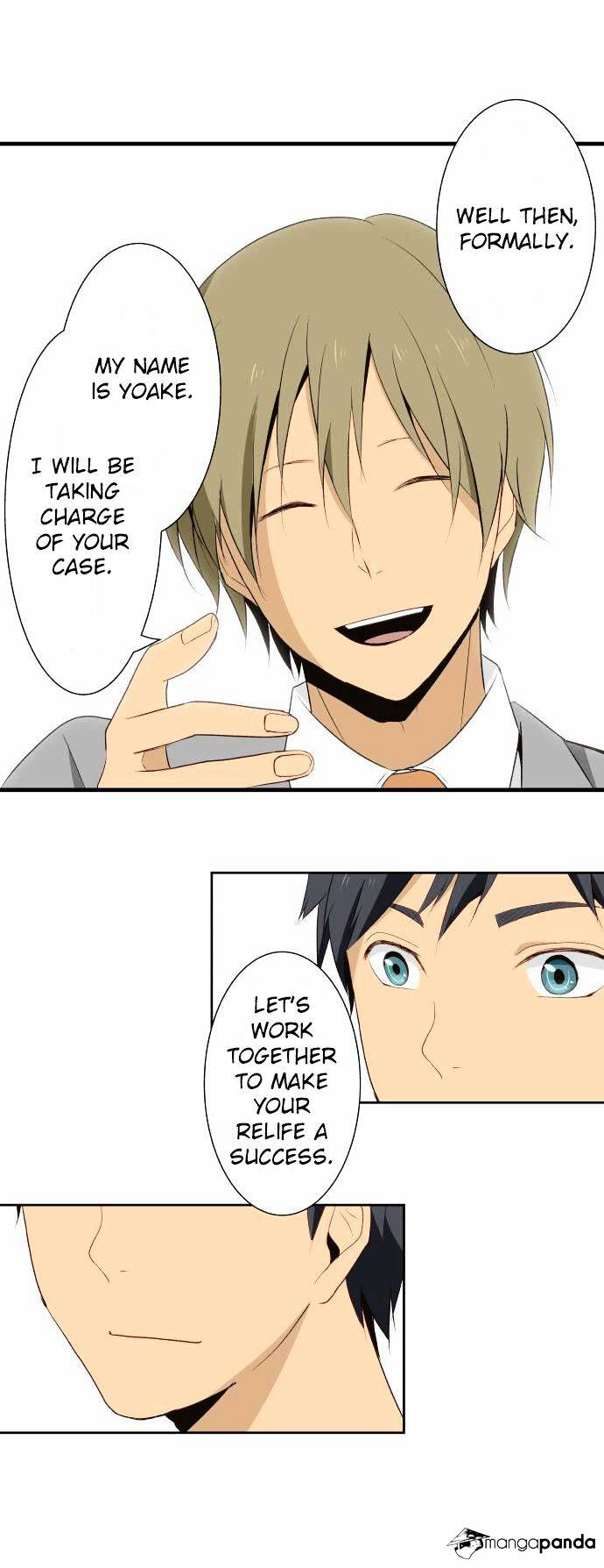 ReLIFE Chapter 5  Online Free Manga Read Image 20