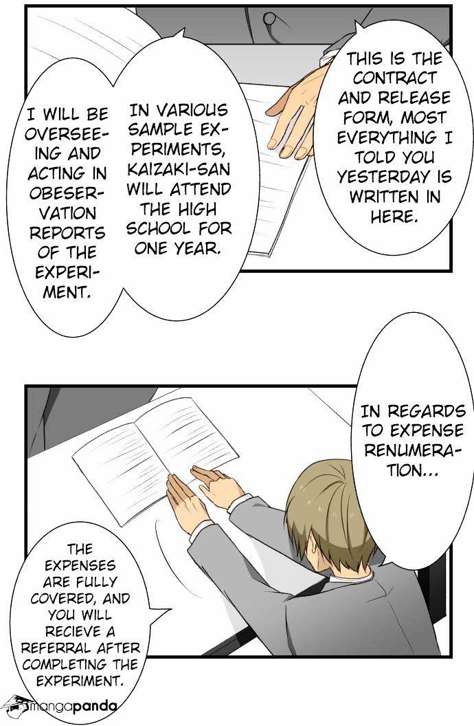 ReLIFE Chapter 5  Online Free Manga Read Image 9