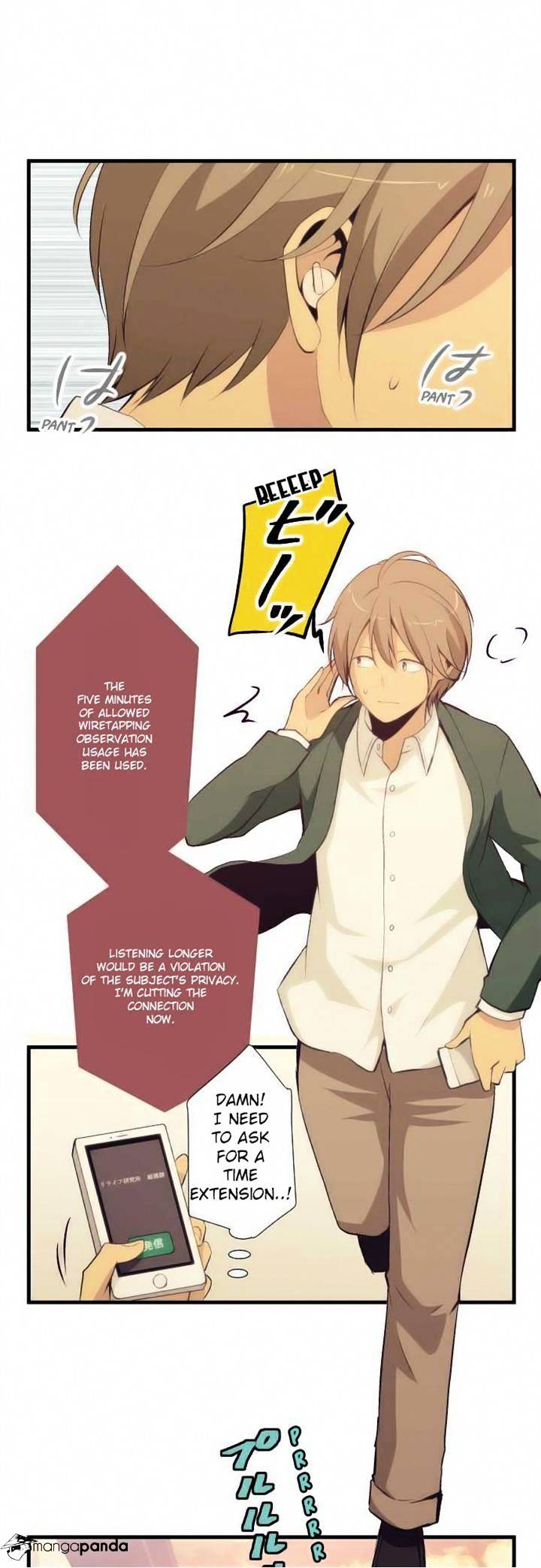 ReLIFE Chapter 50  Online Free Manga Read Image 1