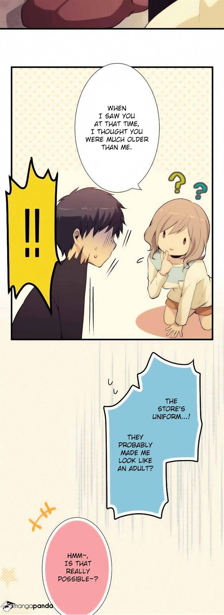 ReLIFE Chapter 50  Online Free Manga Read Image 16