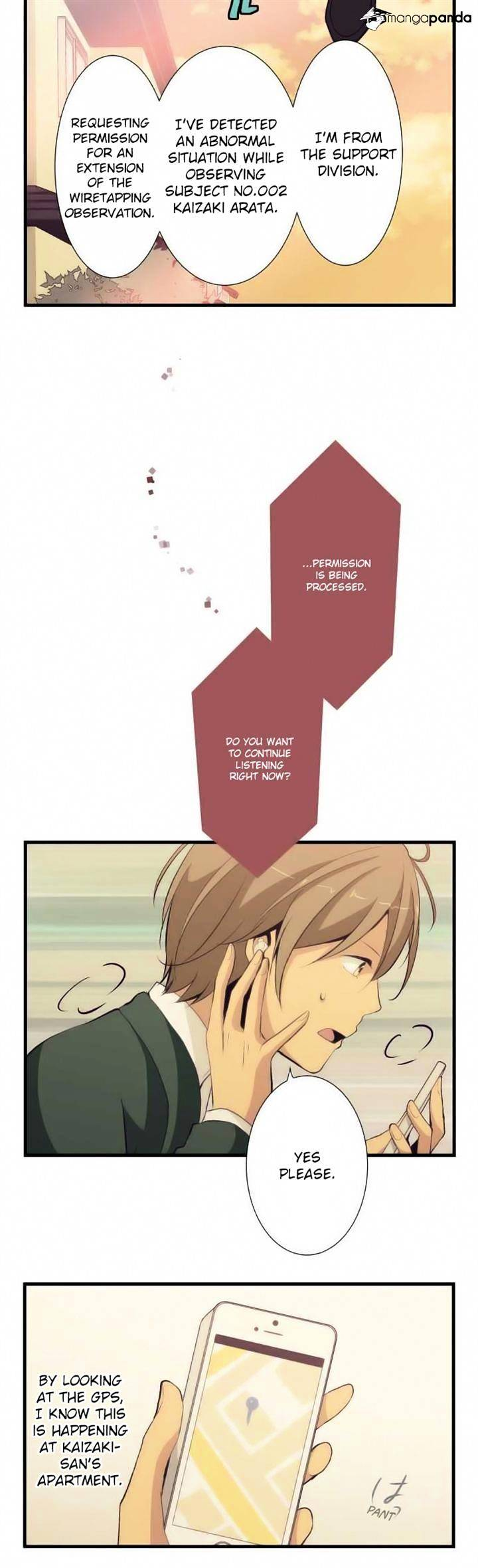 ReLIFE Chapter 50  Online Free Manga Read Image 2