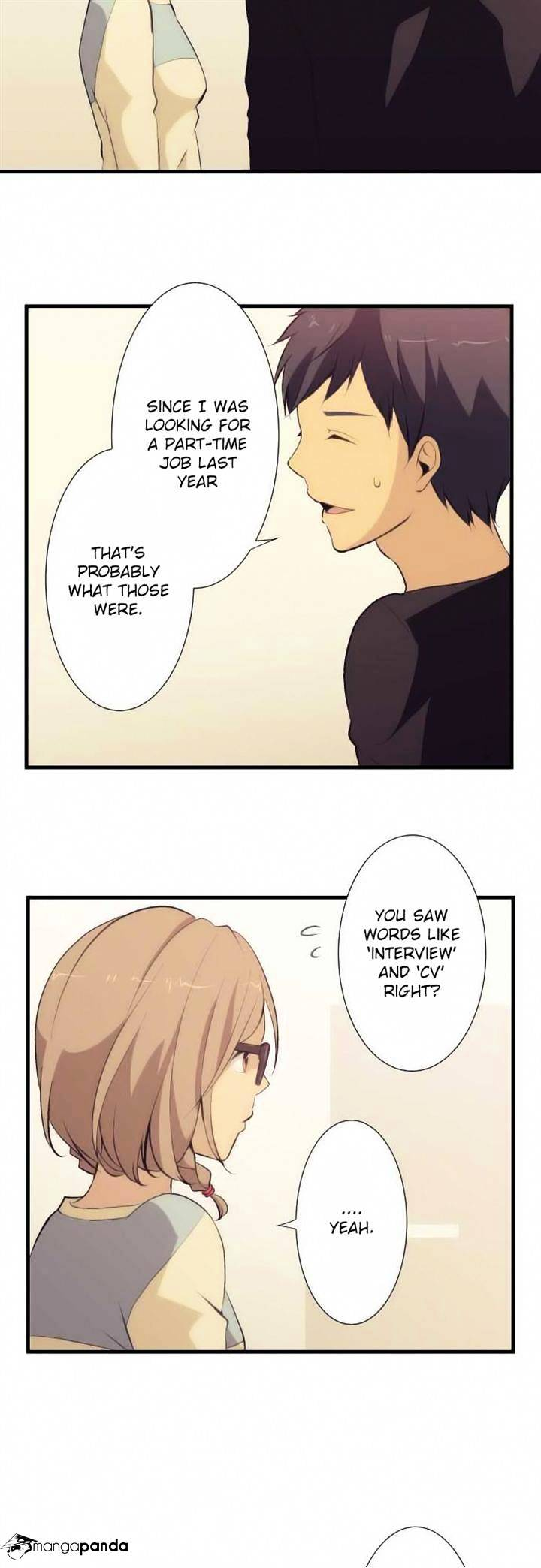 ReLIFE Chapter 50  Online Free Manga Read Image 7