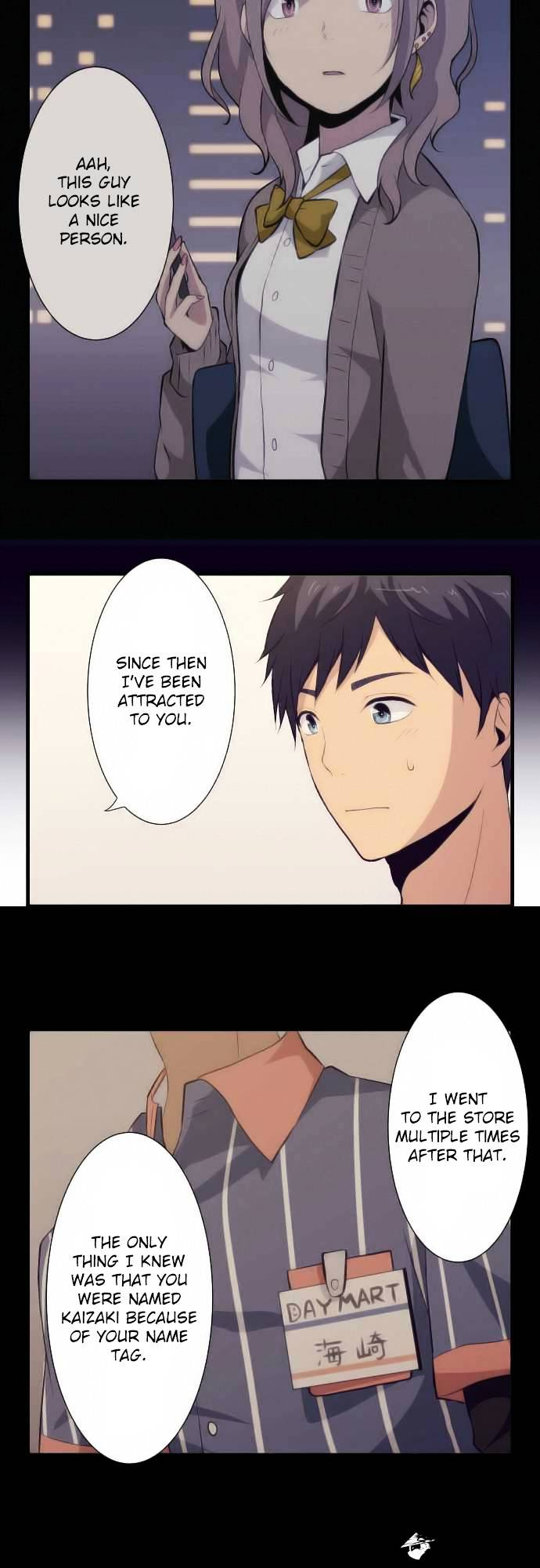 ReLIFE Chapter 51  Online Free Manga Read Image 8