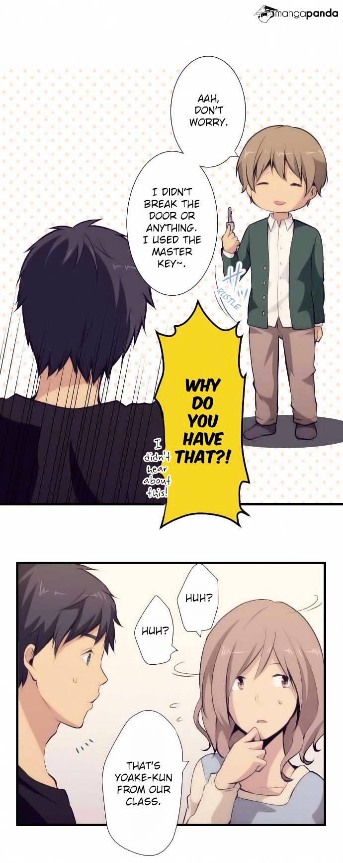 ReLIFE Chapter 52  Online Free Manga Read Image 2