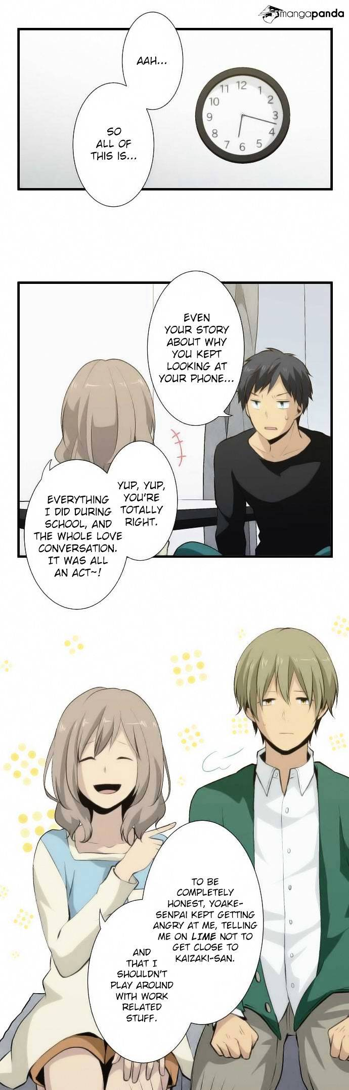 ReLIFE Chapter 53  Online Free Manga Read Image 4