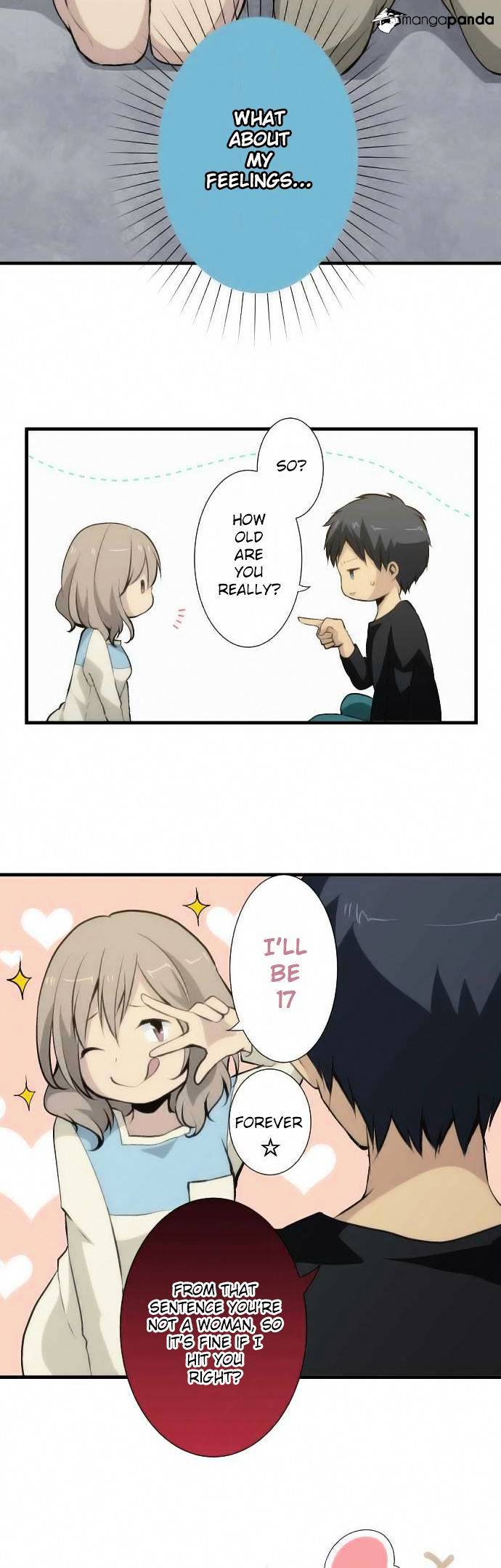 ReLIFE Chapter 53  Online Free Manga Read Image 5