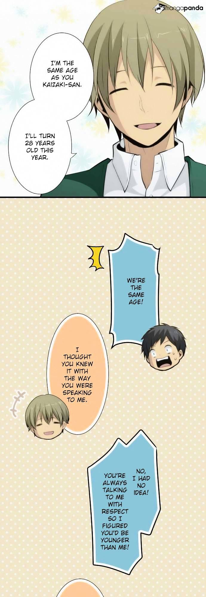 ReLIFE Chapter 53  Online Free Manga Read Image 7