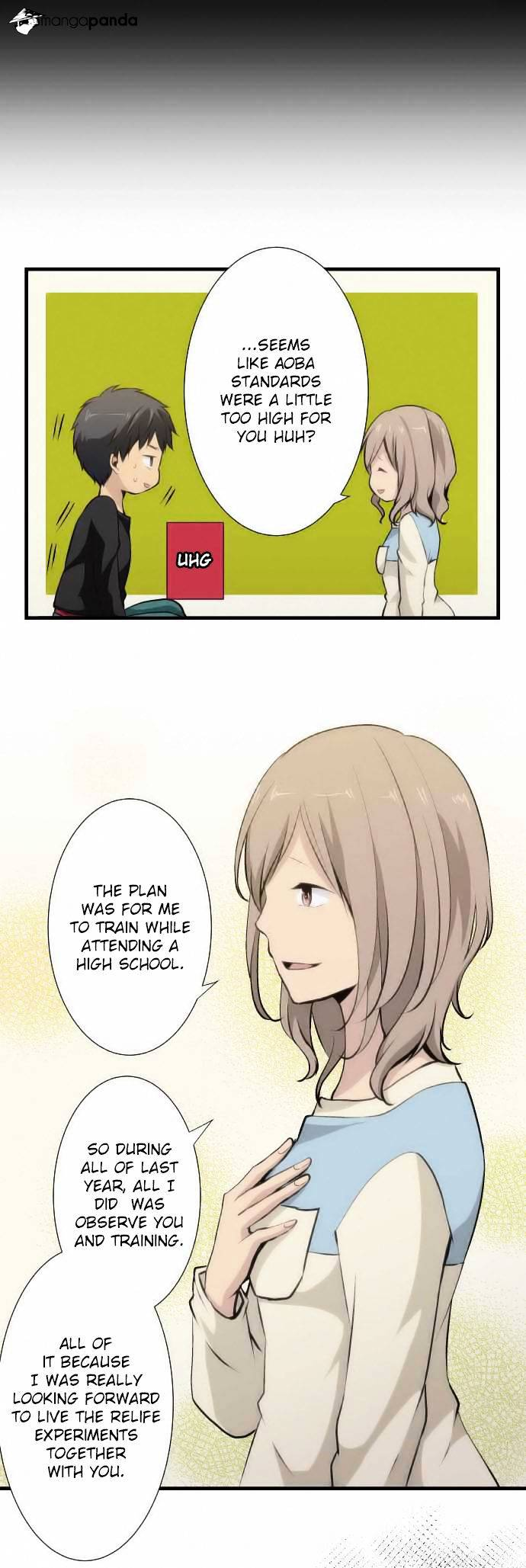 ReLIFE Chapter 54  Online Free Manga Read Image 16