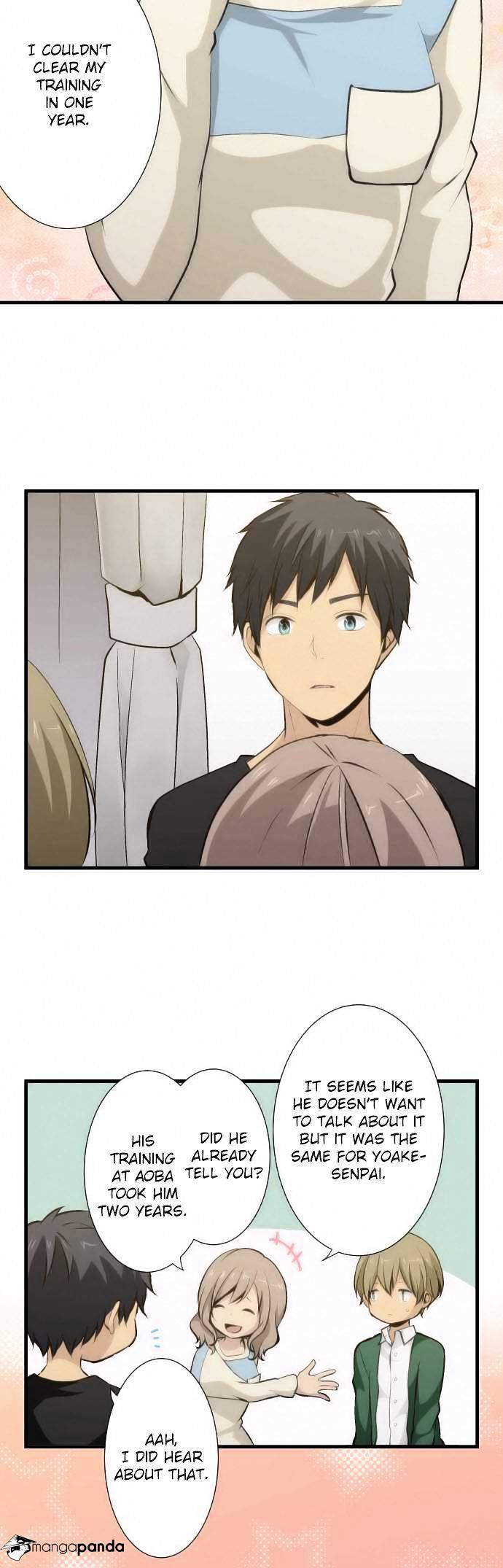 ReLIFE Chapter 54  Online Free Manga Read Image 18