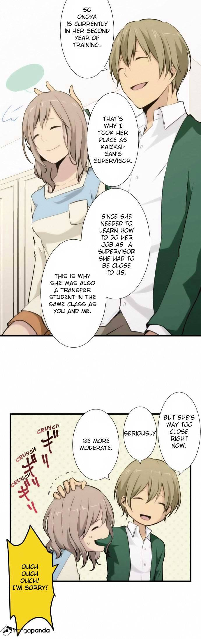 ReLIFE Chapter 54  Online Free Manga Read Image 21