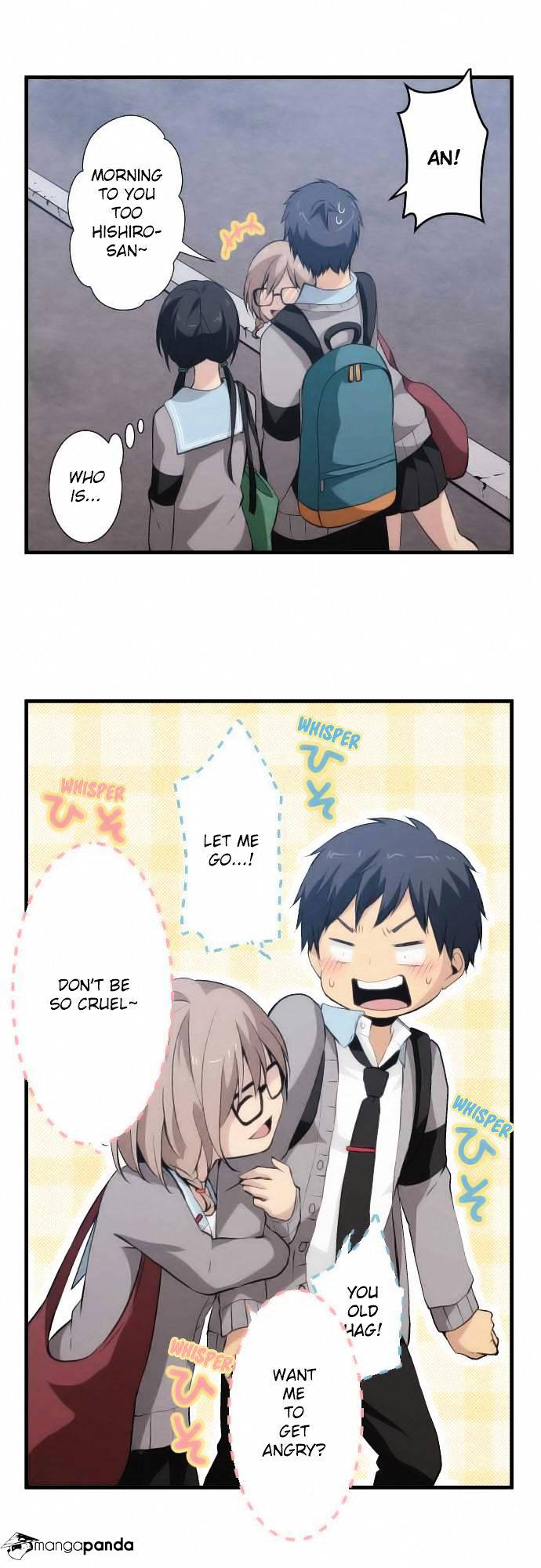 ReLIFE Chapter 55  Online Free Manga Read Image 18