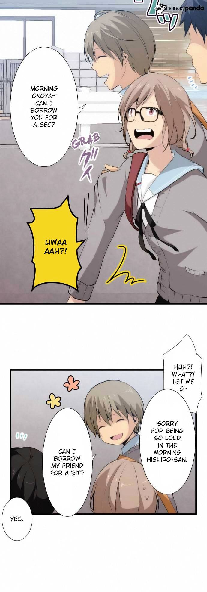 ReLIFE Chapter 55  Online Free Manga Read Image 21