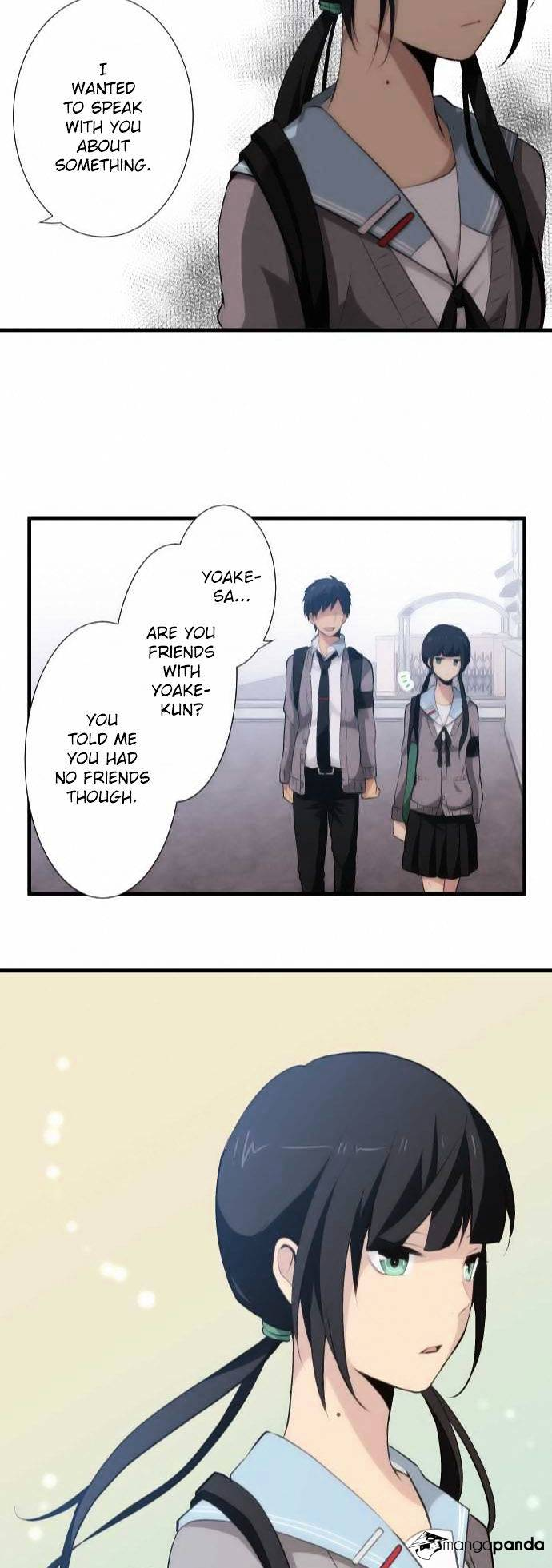 ReLIFE Chapter 55  Online Free Manga Read Image 23